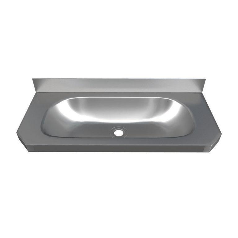 Compact hand wash basin